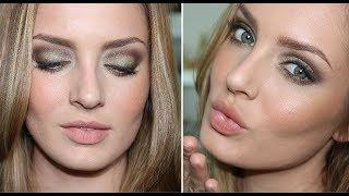 Golds, Greens&Browns Party Eye Tutorial!