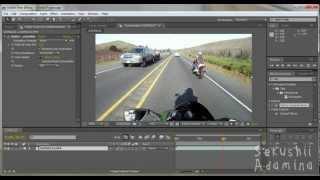 GoPro HD Hero Video Tutorial Anti Fisheye English After Effects