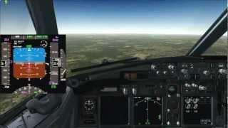 Boening 737-800 Russian Start Up Tutorial. Часть 3