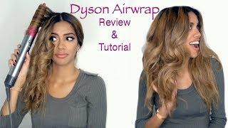 Dyson Airwrap Review & Tutorial    ARIBA PERVAIZ