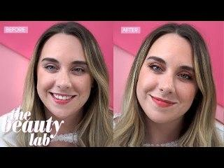 New Huda Beauty Obsessions Eyeshadow Palette | Review + Tutorial | Beauty Lab | Cosmopolitan UK