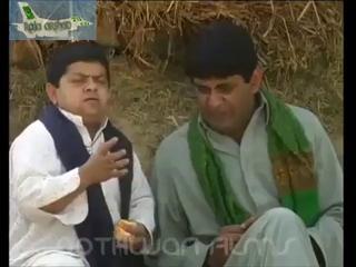 Meki Ne PataFull Pothwari Drama Funny Clip(1)