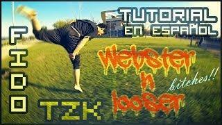 TUTORIAL WEBSTER&LOSER - En Español - TZK