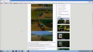[Danish]Tutorial: Pro Farm Map, Windowed Farming Simulator Og Twitch.