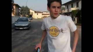 Tutorial Footjam Tailwhip In Italiano Bmx