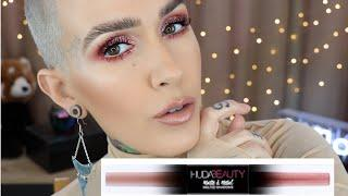 Huda Beauty Matte & Metal Double Ended Eyeshadows Review & Tutorial