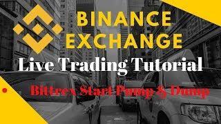 Binance Exchange Trading Tutorial in Hindi