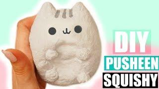 SLOW RISING PUSHEEN SQUISHY TUTORIAL