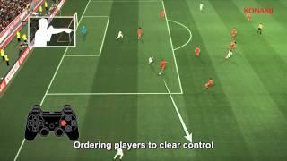 [English] Goalkeeper Controls [PES 2014]