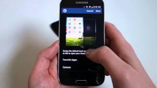 Samsung Galaxy S4 Lock Screen Widget Tutorial