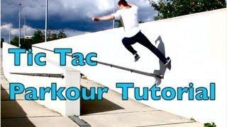 Parkour Tutorial - Anfänger / Basics - Tic Tac ( Deutsch )