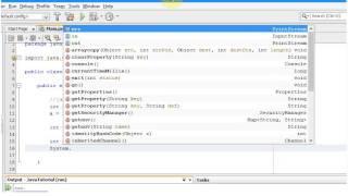 Java SE Arabic Tutorial 1 Variables