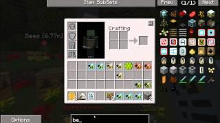 [Feed The Beast Tutorial] Bees, Forestry Part 1 (DANSK)