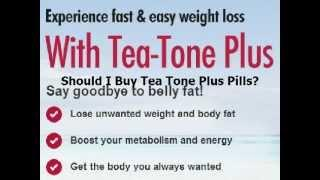 Tea Tone Plus Green Tea Pill Reviews - Does It Work?