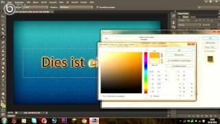 Photoshop Tutorial #01 [Deutsch] [HD] - Tipps Für Einsteiger