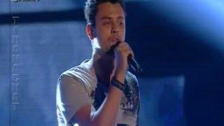 Kristo Thano - Nothing Else Matters (X Factor Albania Live Show 13)