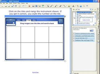 Lesson Activity Toolkit Video Tutorial - Tiles with sound