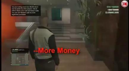 GTA 5 Hack Money And Ammo And Health No Jailbreak *Tutorial* [English-Spanish] [Online/Offline]