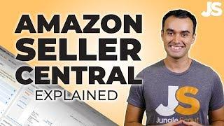 Amazon Seller Central Tutorial - Account Setup | Individual vs Professional?