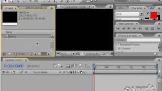 Adobe After Effects 01- OPIS POCETAK SERBIAN Tutorial
