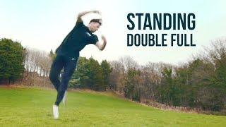 How to Standing Double Full | Tricking Tutorial