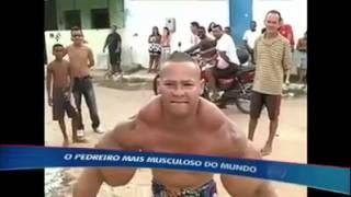 67 DE BRAÇO O HULK BRASILEIRO Kkkkkk Puro óleo !