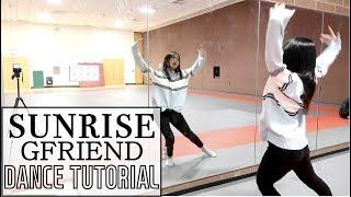 GFRIEND(여자친구) _ Sunrise(해야) _ Lisa Rhee Dance Tutorial