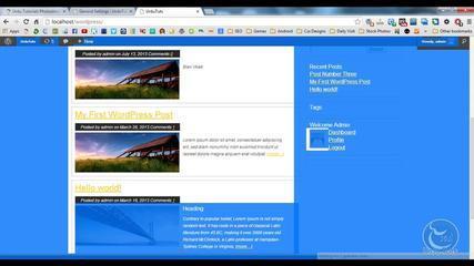 Wordpress Urdu Tutorial Chapter Twenty Nine