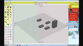 Dansk LEGO Digital Designer Tutorial