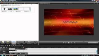 Camtasia Studio 7 Tutorial Dansk Ep. 1 - Lav En Intro