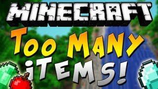 Minecraft 1.5.2 - Como Instalar Too Many Items MOD - ESPAÑOL TUTORIAL