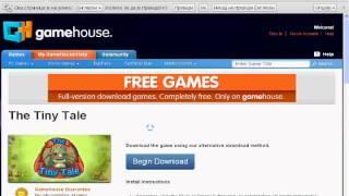 Kako Skinuti Besplatne Sitne Igrice - How To Download Free Games [Serbian Tutorial]