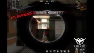 Tutorial AK SOPMOD D BY STARTOS [ Point Blank THAI ]