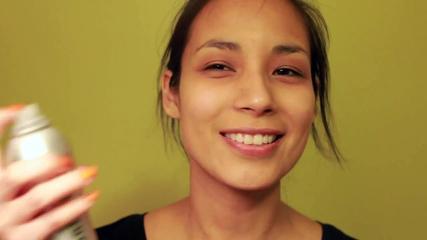 RUBBISH Helping Hands Makeup Tutorial 1 -