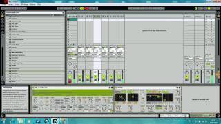 Ableton Live Tutoriel Français Michael Mind Show Me Love Drum Beat [HD]