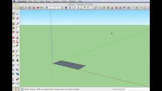 05 Sketchup Nederlands Tutorial Sofa Navigeren In 3d