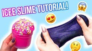 ICEE SLIME TUTORIAL! PERFECT SLIME IN 15 MINUTES!