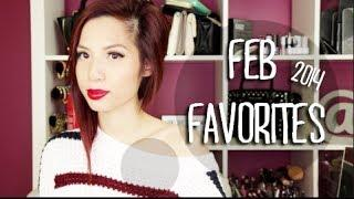 February Favorites 2014 | Airbrush + Dipbrow Thoughts + Feet Care?!