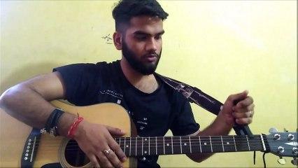 Kalank Title Song Guitar Lesson Short Tutorial - Arijit Singh Varun Dhawan 2019
