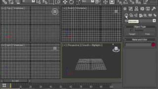 G&T Blog - 3D Max Basic Interface Tutorial (hebrew)