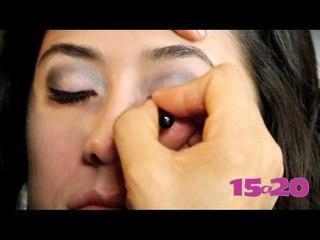 Tutorial: Cómo aplicar la base y hacer un smokey eyes