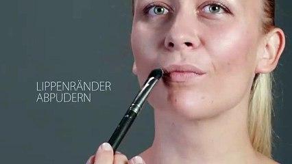 Beauty-Tutorial: Matte Lippen