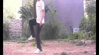 Melbourne Shuffle-Advanced Tricks /  Kick + Spin /  Tutorial Croatian Language