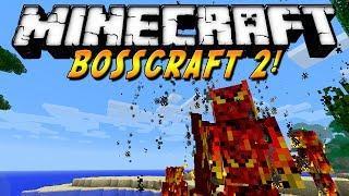 Minecraft 1.6.4 - Review De Bosscraft 2!! MOD - ESPAÑOL TUTORIAL