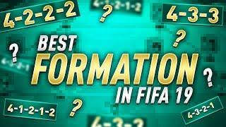 FIFA 19 BEST FORMATIONS TUTORIAL - TOP FORMATIONS TO USE IN FUT 19 - DIVISION RIVALS & FUTCHAMPIONS