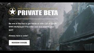 EARLY ACCESS WWII BETA DOWNLOAD TUTORIAL!