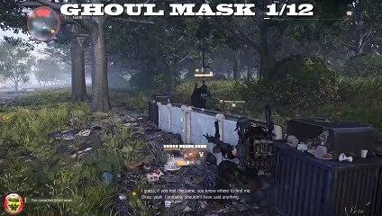 HOW TO GET ALL 12 SECRET MASKS EASY TUTORIAL | The Division 2  | ALL LOCATIONS &  QUICK GUIDE