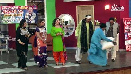 Stage Drama Funny Clip  Urdu