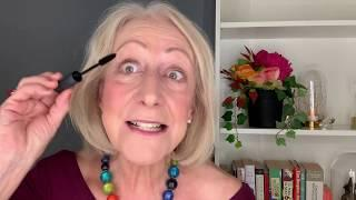 Makeup for Older Women: My IsaDora Tutorial Using All Fabulous Cream Products