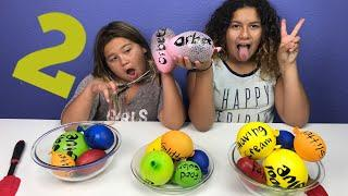 Making Slime With Balloons! Slime Balloon Tutorial 2